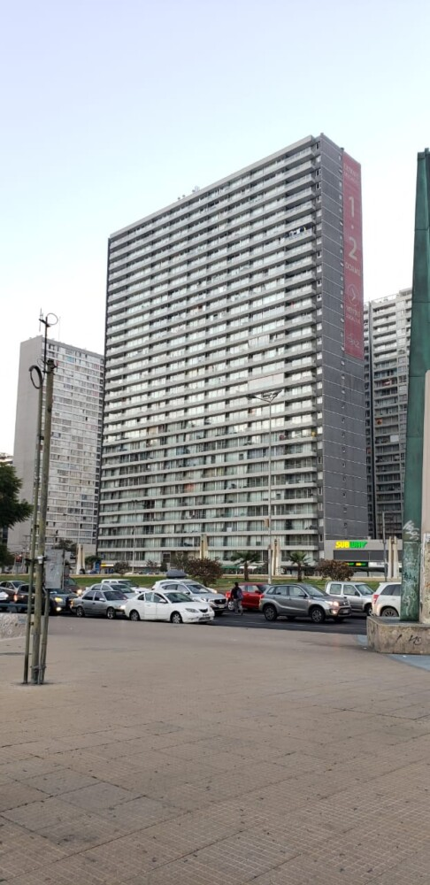 Departamento en Av. Alberto Hurtado, Estación Central
